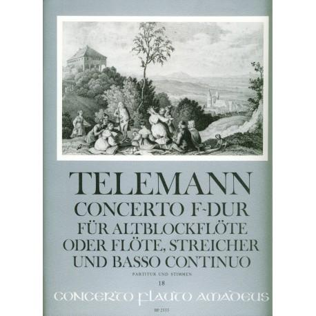 Concerto in F Major
