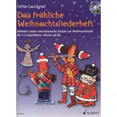 Das frohliche Weihnachtsliederheft