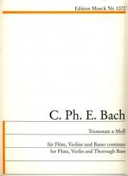 Trio Sonata in a minor WQ148
