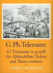 Triosonate in g-moll