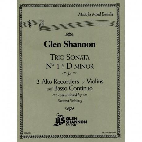 Trio Sonata No 1 in d minor