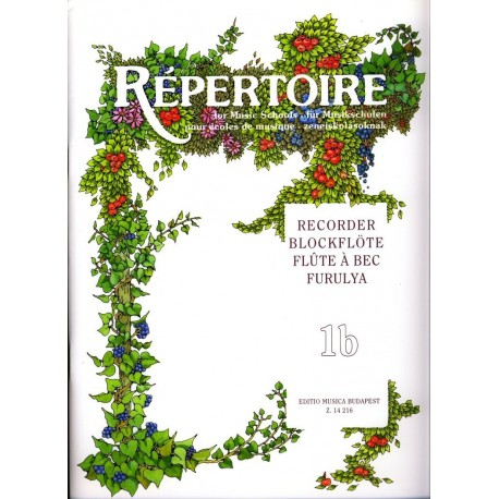Repertoire for Music Schools Vol 1b