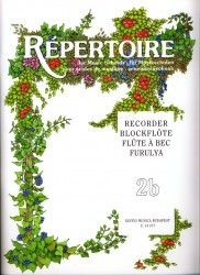 Repertoire for Music Schools Vol 2b