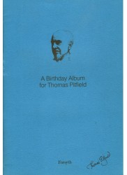 A Birthday Album for Thomas Pitfield