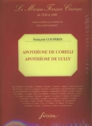 Apothéose de Corelli/Apothéose de Lully