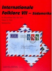 International Folk Music Vol 7: South America