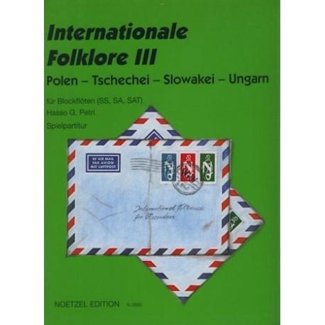 International Folk Music Vol 3