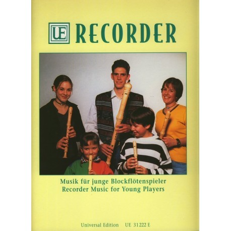 Recorder Music for Young Players