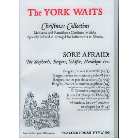 Christmas Collection: Sore Afraid!