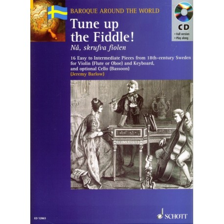 Baroque around the World - Tune up the Fiddle!