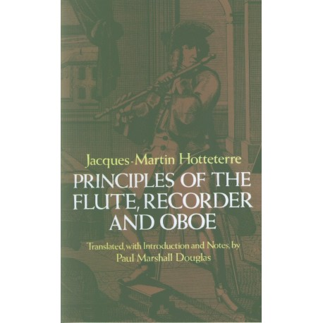 Principles of the Flute, Recorder and Oboe