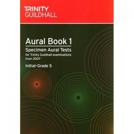 Aural Book 1 Specimen Aural Tests Initial- Grade 5