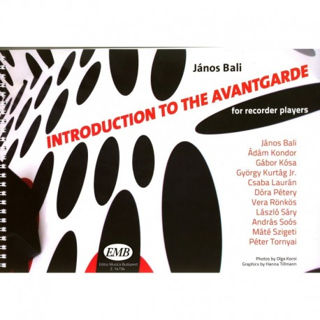 Introduction to the Avantgarde