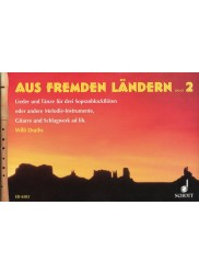 From Foreign Countries Volume 2 - Aus fremden Landern
