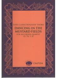 Dancing in the Mustard Fields