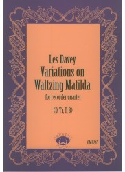 Variations on Waltzing Matilda