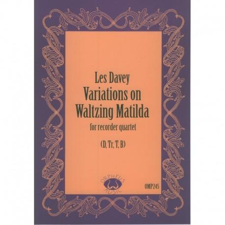 Variations on Waltzing Matilda