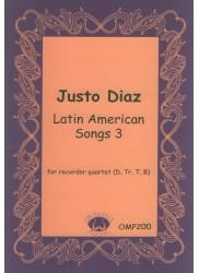 Latin American Songs 3