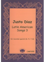 Latin American Songs 3