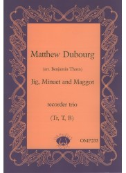 Jig, Minuet and Maggot