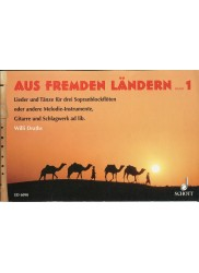 From Foreign Countries Volume 1 - Aus Fremden Landern Band 1