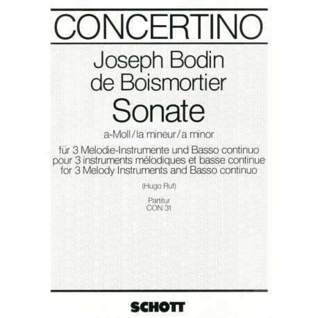 Sonata VI from Op. 34, No. 6.
