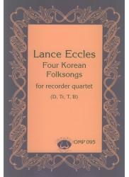 Four Korean Folk Songs