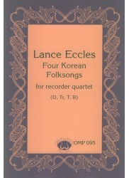 Four Korean Folk Songs