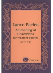 An Evening of Chaconnes