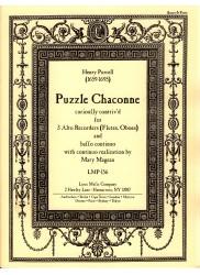Puzzle Chaconne [Z 731]