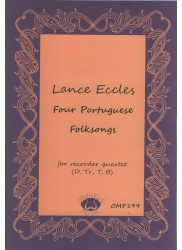 Four Portuguese Folksongs