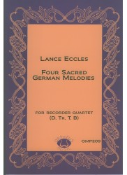 Four Sacred German Melodies