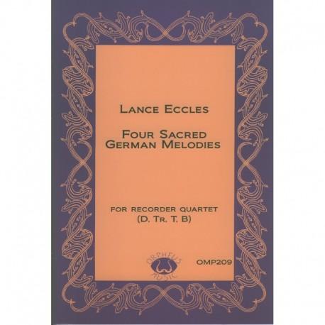 Four Sacred German Melodies