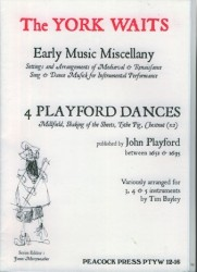 4 Playford Dances
