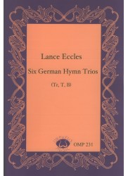 Six German Hymn Trios