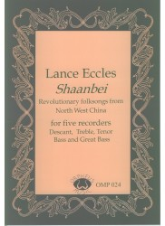 Shaanbei Four Folk Songs North-West China