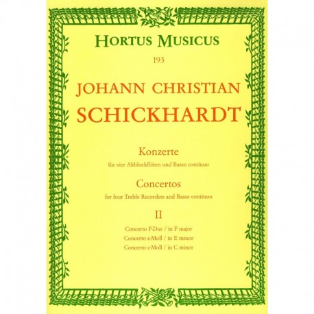 Concertos, Volume 2