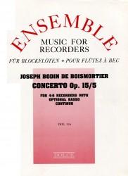 Concerto Op.15/5