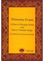 A Rose in Phrygian Nines and Snave's Violetta Tango