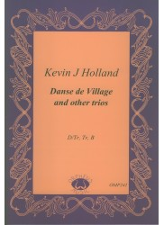 Danse de Village and other trios
