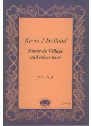 Danse de Village and other trios
