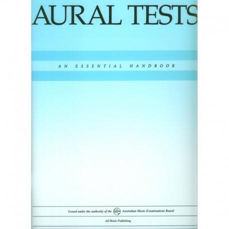 Aural Tests, An Essential Handbook