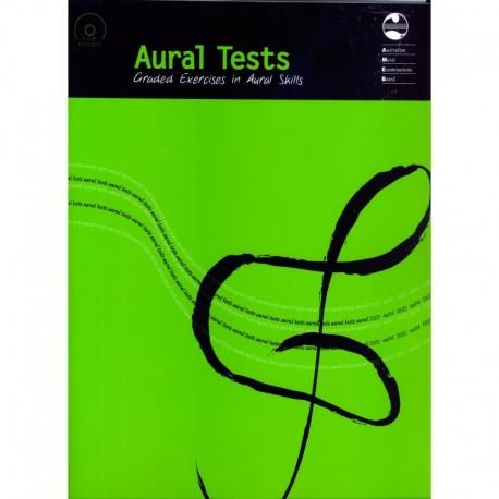 Aural Tests Book 6 CDs