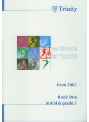Specimen Ear Tests Book 1, Initial & Grade 1