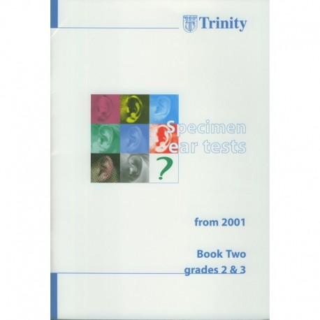 Specimen Ear Tests Book 2, Initial & Grade 1