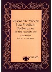 Post Proelium Deliberemus