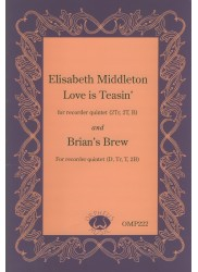 Love is Teasin' & Brian's Brew