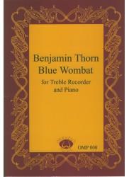 Blue Wombat