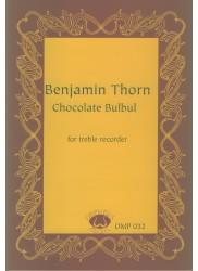 Chocolate Bulbul