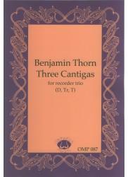 Three Cantigas